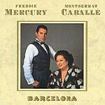 Freddie Mercury Barcelona
