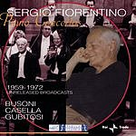 Sergio Fiorentino Piano Concertos 1959-1972: Unreleased Broadcasts