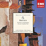 Oliver Knussen The Prince Of The Pagodas, Op.57/Gloriana, Symphonic Suite, Op.53a