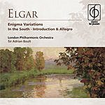 Sir Adrian Boult Enigma Variations/In The South/Introduction & Allegro