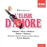 Gaetano Donizetti L'Elisir D'Amore (Opera In Two Acts)