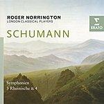 Robert Schumann Symphonies Nos.3 & 4