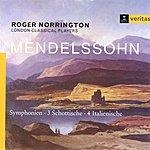 Felix Mendelssohn Symphonies Nos.3 & 4