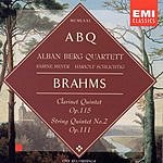 Alban Berg Quartet Clarinet Quintet in B Minor, Op.115/String Quintet No.2 in G Major, Op.111