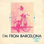 I'm From Barcelona Collection Of Stamps/Glasses