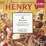 William Walton Scenes From Henry V/Richard III And Henry V - Suites/'Spitfire' Prelude And Fugue