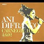 Ani DiFranco Carnegie Hall 4.6.02 (Live)
