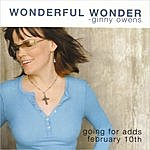Ginny Owens Wonderful Wonder (Single)