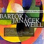 Christian Tetzlaff Violin Concertos & Violin Sonatas