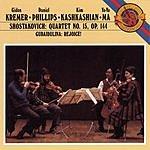 Yo-Yo Ma String Quartet No.15/Rejoice!