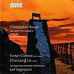 Evelyn Glennie Der Gerettete Alberich/Rapture/Violin Concerto