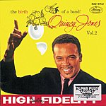 Quincy Jones The Birth Of A Band, Vol.2