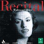 Waltraud Meier Kindertotenlieder/Wesendonck-Lieder/3 Lieder