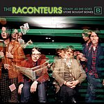 The Raconteurs Steady, As She Goes (3-Track Single)