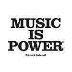 Richard Ashcroft Music Is Power/Long Way Down