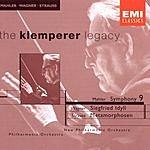 Gustav Mahler Symphony No.9 in D/Siegfried-Idyll/Metamorphosen