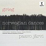 Edvard Grieg Norwegian Dances, Op.35/Holberg Suite, Op.40/Symphonic Dances, Op.64/Elegiac Melodies, Op.34