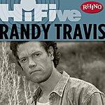Randy Travis Rhino Hi-Five: Randy Travis