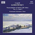 Konstantin Scherbakov Piano Transcriptions Of Bach Cello Suites Nos.2, 3 And 5