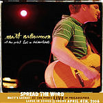 Matt Nathanson At The Point: Live
