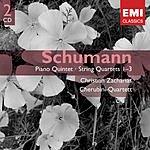 Cherubini Quartet Piano Quintet/String Quartets 1-3
