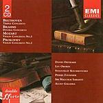 Pierre Fournier Concerti For Violin And Orchestra