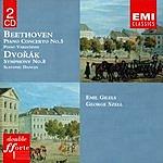 George Szell Piano Concerto No.5/Variations/Symphony No.8/Slavonic Dances