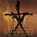 Carter Burwell Blair Witch 2: Book Of Shadows