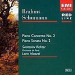 Sviatoslav Richter Piano Concerto No.2/Piano Sonata No.2