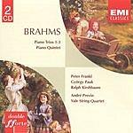 Peter Frankl Piano Trios Nos.1-3/Piano Quintet