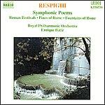 Enrique Bátiz Symphonic Poems: Roman Festivals/Pines Of Rome/Fountains Of Rome