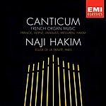 Naji Hakim Canticum: Frenck Organ Music