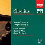 Gidon Kremer Violin Concerto/Symphony No.2