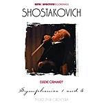 Dmitri Shostakovich Symphonies No.1, Op.10 & No.5, Op.47