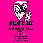 Basement Jaxx Bee Free (4-Track Single)