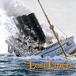 Michael Whalen Lost Liners - Empresses Of The Atlantic