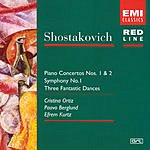 Paavo Berglund Piano Concertos Nos.1 & 2/Symphony No.1/Fantastic Dances (3)