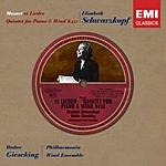 Wolfgang Amadeus Mozart EMI Classics Historical: Lieder/Quintet For Piano & Winds, K.452