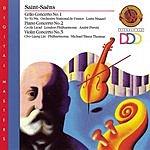 Yo-Yo Ma Cello Concerto No.1/Piano Concerto No.2/Violin Concerto No.3