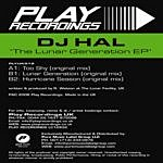 DJ Hal Lunar Generation EP