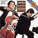 Yo-Yo Ma Sonatas Nos.3 & 5