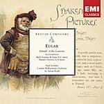 Sir Adrian Boult Falstaff/Cello Concerto/Fantasia & Fugue in C Minor