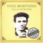 Yves Montand Sous Le Cial De Paris