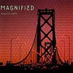 Magnified Stand In Traffic