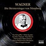 Paul Schöffler Die Meistersinger Von Nurnberg (The Mastersingers Of Nuremberg) (Opera In Three Acts)