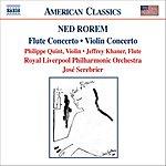 Philippe Quint Violin Concerto/Flute Concerto/Pilgrims