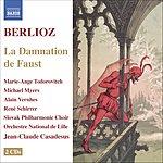 Jean-Claude Casadesus La Damnation De Faust (The Damnation Of Faust) (Opera In Four Parts)