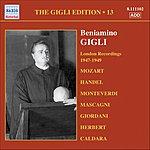 Beniamino Gigli London Recordings (1947-1949)