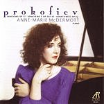 Anne-Marie McDermott Sarcasms/Sonata No.5, Op.38-135/Sonata No.6, Op.82