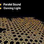 Parallel Sound Dancing Light